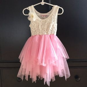 Other - Tulle girls 4T dress boutique